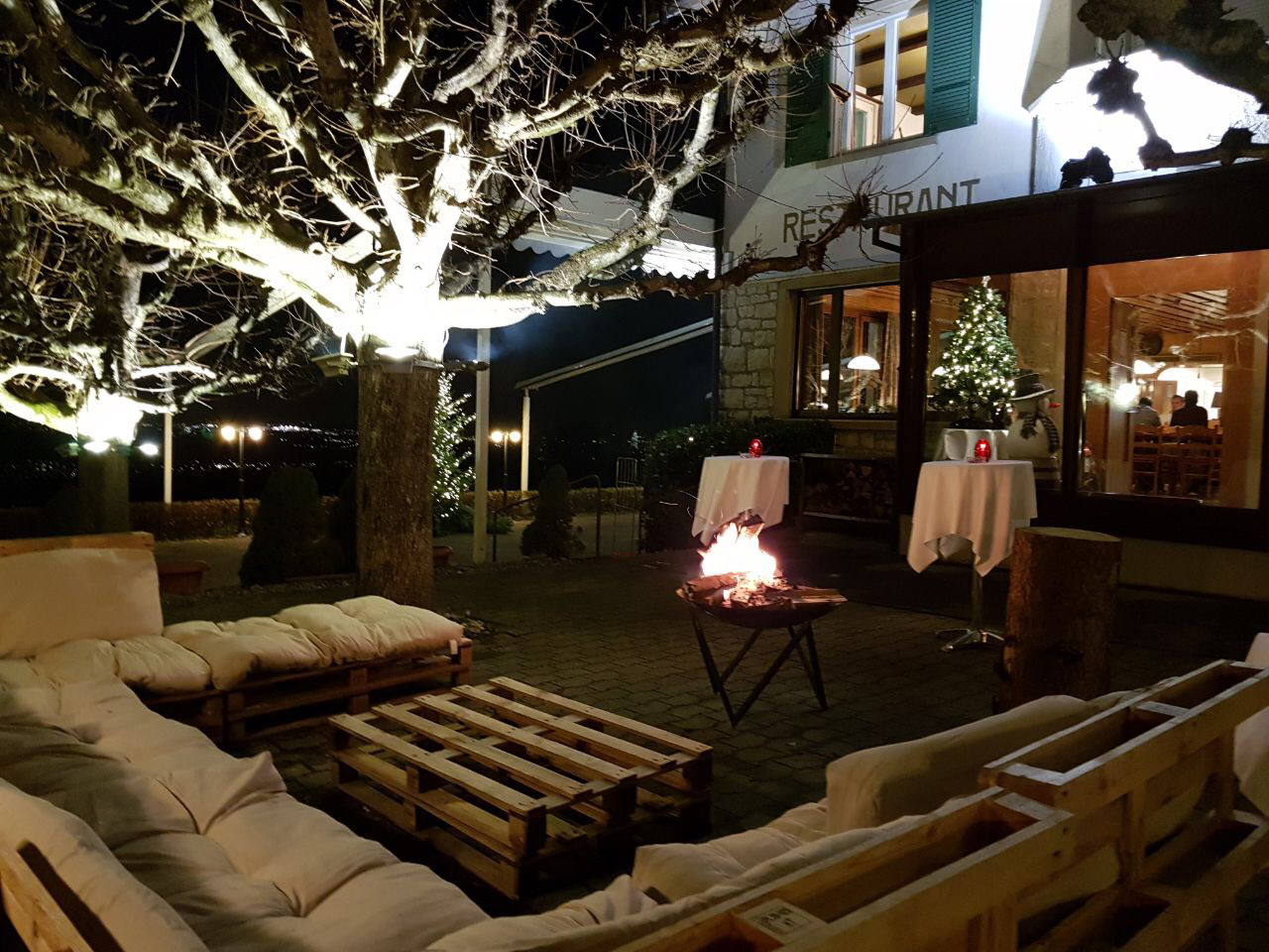 Unsere Herbst-Winter Lounge
